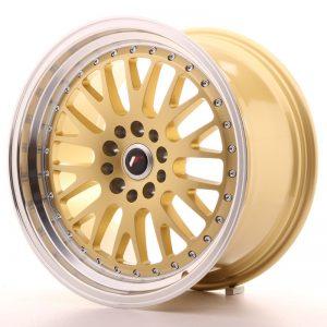 Japan Racing JR10 18x9,5 ET35 5x100/120 Gold