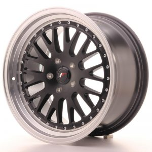 Japan Racing JR10 18x9,5 ET40 Blank Matt Black