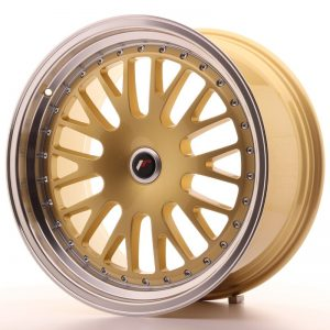 Japan Racing JR10 19x9,5 ET20-35 Blank Gold