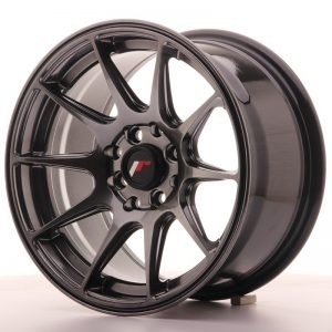 Japan Racing JR11 15x8 ET25 4x100/108 Dark Hiper B