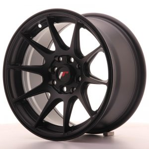 Japan Racing JR11 15x8 ET25 4x100/108 Flat Black