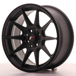 Japan Racing JR11 16x7 ET25 4x100/108 Flat Black