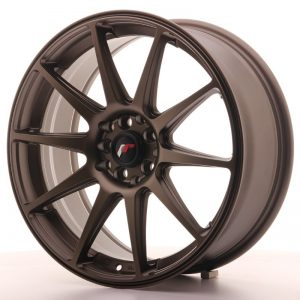Japan Racing JR11 18x7,5 ET40 5x112/114 Dark Bronz