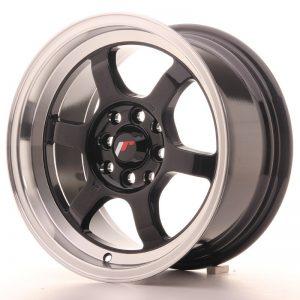 Japan Racing JR12 15x7,5 ET26 4x100/108 Glos Black