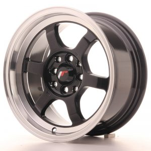 Japan Racing JR12 15x7,5 ET26 4x100/114 Glos Black