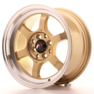 Japan Racing JR12 15x7,5 ET26 4x100/114 Gold