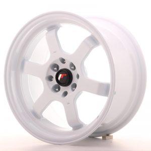 Japan Racing JR12 16x8 ET15 4x100/114 White