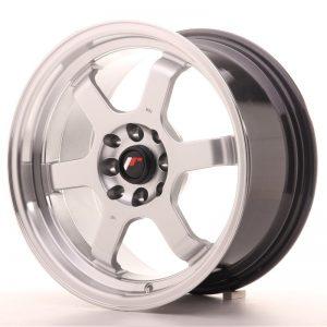 Japan Racing JR12 16x8 ET33 4x100/108 Hyper Silver