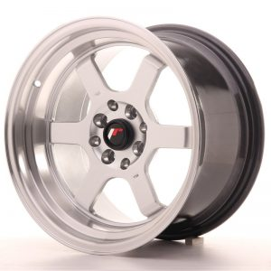 Japan Racing JR12 16x9 ET20 4x100/108 Hyper Silver