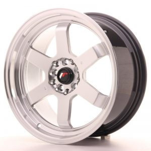 Japan Racing JR12 17x8 ET33 4x100/114 Hyper Silver