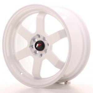 Japan Racing JR12 17x8 ET33 4x100/114 White