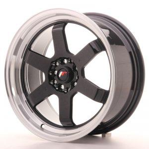 Japan Racing JR12 17x8 ET35 5x112/120 Glossy Black