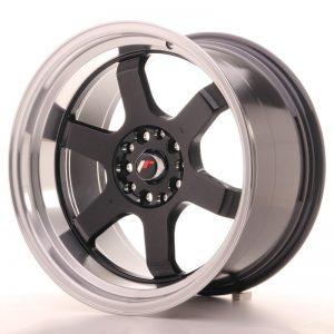 Japan Racing JR12 18x10 ET20 5x114/120 Gloss Black