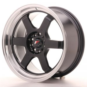 Japan Racing JR12 18x9 ET25 5x114/120 Gloss Black