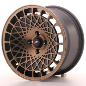 Japan Racing JR14 15x8 ET20 4x100 BlackBronzFinish