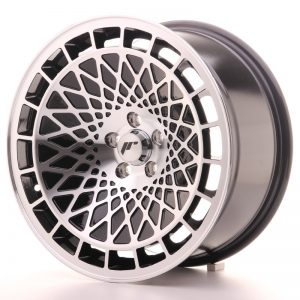 Japan Racing JR14 17x8,5 ET15 4x100 Black Machined