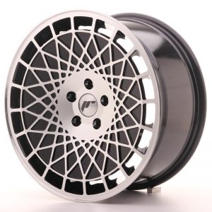 Japan Racing JR14 18x8,5 ET40 5x112 Black Machined