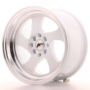 Japan Racing JR15 15x8 ET20 4x100/108 White