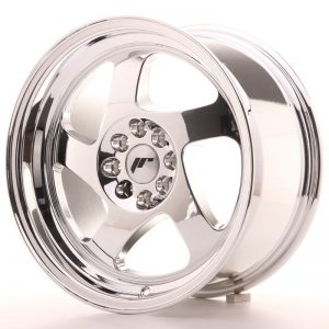 Japan Racing JR15 16x8 ET25 4x100/108 Vacum Chrome