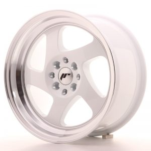 Japan Racing JR15 16x8 ET25 4x100/108 White