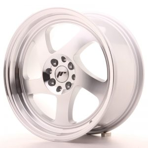 Japan Racing JR15 17x8 ET35 5x100/114 Machined S