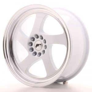 Japan Racing JR15 18x8,5 ET40 5x112/114 White