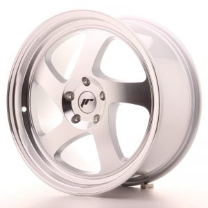 Japan Racing JR15 18x8,5 ET40 Blank Machined Silve