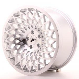 JR Wheels JR17 18x9,5 ET35 5x120 Silver Mach Face