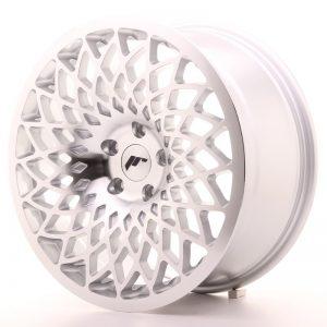 JR Wheels JR17 18x8,5 ET35 5x100 Silver Mach Face