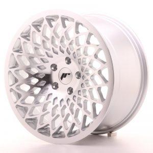 JR Wheels JR17 18x9,5 ET35 5x112 Silver Mach Face