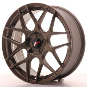 Japan Racing JR18 18x7,5 ET35-40 Blank 5H Matt Bro