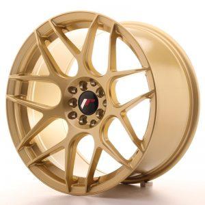 Japan Racing JR18 18x9,5 ET35 5x100/120 Gold
