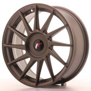 Japan Racing JR22 17x7 ET35-40 Blank MBR