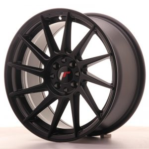 Japan Racing JR22 17x8 ET35 5x100/114 Matt Black