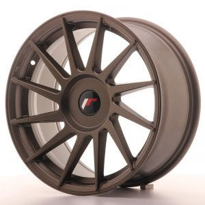 Japan Racing JR22 17x8 ET25-35 Blank MBR