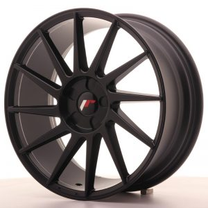 Japan Racing JR22 18x7,5 ET35-40 5H Blank MattBlac