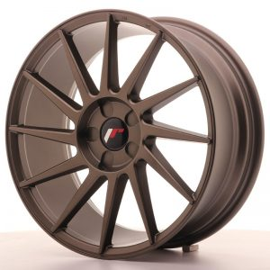 Japan Racing JR22 18x7,5 ET35-40 5H Blank Matt Bro
