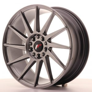 Japan Racing JR22 18x7,5 ET35 5x100/120 Hiper Blac