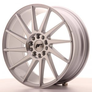Japan Racing JR22 18x7,5 ET35 5x100/120 Silver Mac