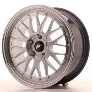 Japan Racing JR23 18x8 ET30 5x120 Hiper Silver