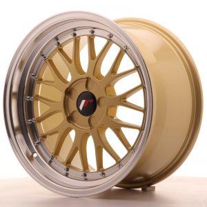 Japan Racing JR23 18x9,5 ET25-42 5H Blank Gold