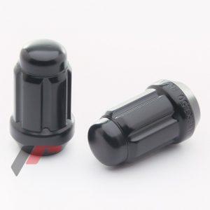 Forged Steel Japan Racing Nuts JN2 12x1,25 Black
