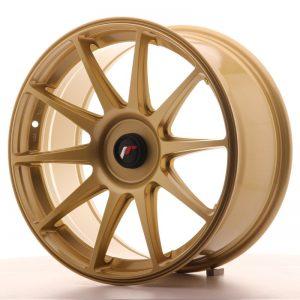 Japan Racing JR11 18x8,5 ET35-40 Blank Gold