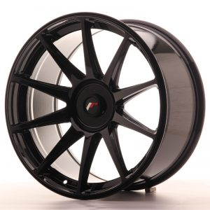 Japan Racing JR11 19x9,5 ET35 Blank Glossy Black