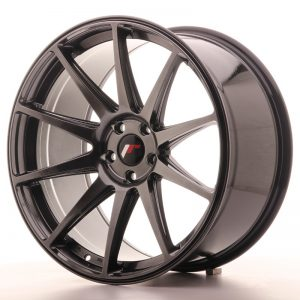 Japan Racing JR11 20x10 ET40 5x112 Hyper Black
