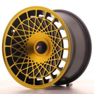 Japan Racing JR14 15x8 ET20 Blank BlackGold Finish