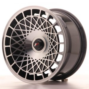 Japan Racing JR14 15x8 ET20 Blank Black Machined