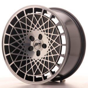 Japan Racing JR14 18x8,5 ET40 5H Blank Black Machi