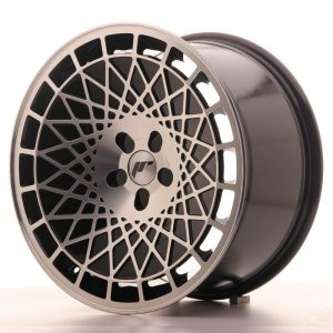 Japan Racing JR14 18x9,5 ET40 5H Blank Black Machi