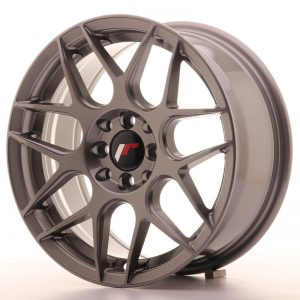 Japan Racing JR18 16x7 ET35 4x100/114,3 Gun Metal